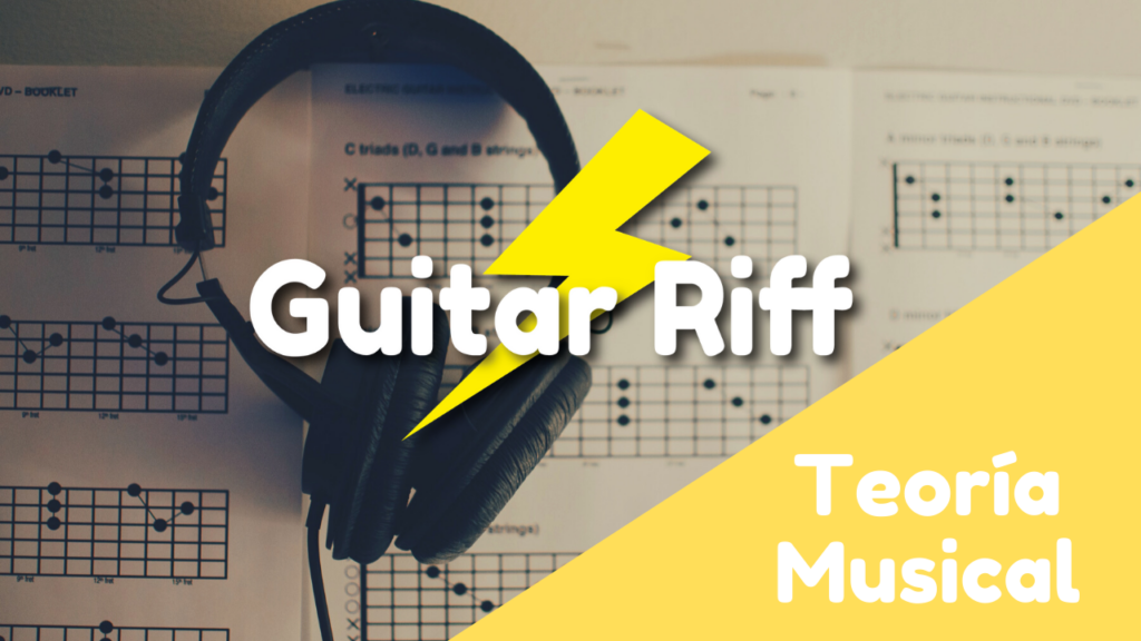 Clases de guitarra y ukelele - Guitar Riff