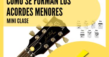 Clases de guitarra y ukelele